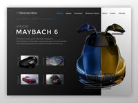 Vision Maybach Concept