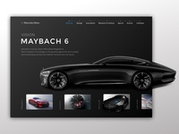 Vision Maybach Concept II