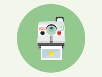 Polaroid SX-70 Icon