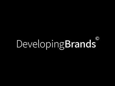 Developing Brands Design & Marketing Agency west yorkshire leeds agency startup logo logo design