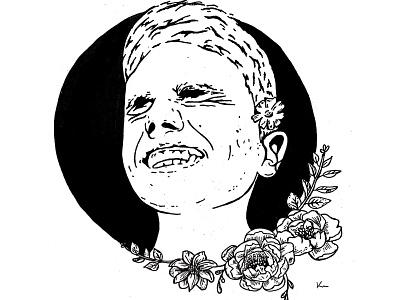 Josiah illustration design drawing