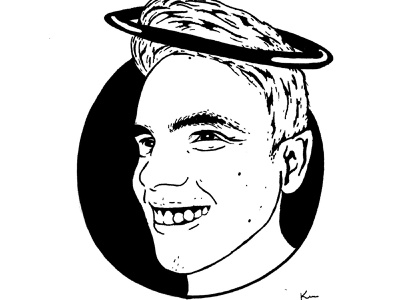 Josiah illustration drawing design