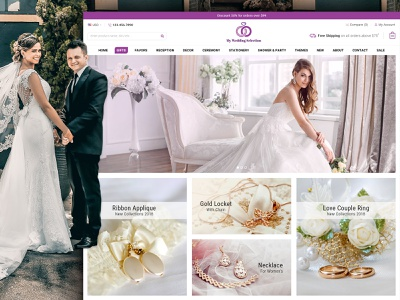 My Wedding Selection : The wedding collection store ecommerce shop ecommerce app seo landing page design digital marketing shopify wedding gown gown wedding stationery wedding ecommerce website design ecommerce store ecommerce design ecommerce website design websites web site design web design webdesign website