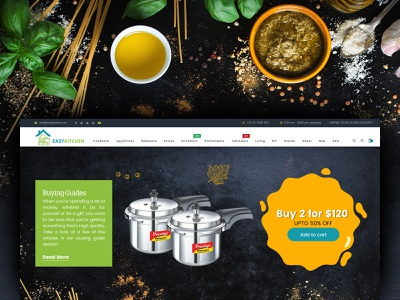 EasyKitchen social media marketing seo digital marketing landing page design shopify store shopify plus shopify kitchenware kitchen ecommerce website design ecommerce website ecommerce design ecommerce business ecommerce website design web site design web design website web