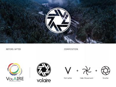 Volaire - Logo Design