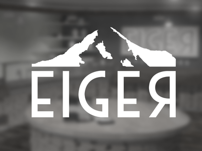 Eiger Chocolate Shop Branding
