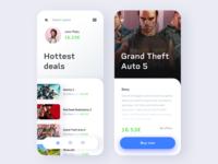 Digital Marketplace - Resale your game