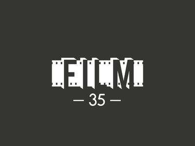 Film 35 Logo design