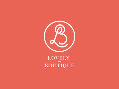 Lovely Boutique Logo