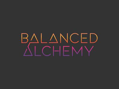 Balanced Alchemy Logo