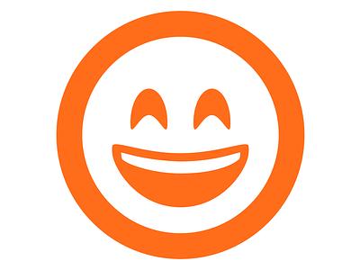 Smile emoji smile smiley sketch flat icon set flat icon