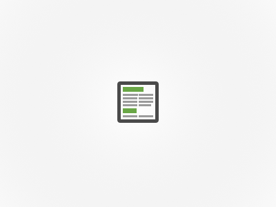 News Icon v2 news icon ipad