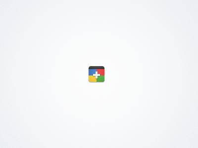 My take on Google+ google plus red green blue yellow google plus