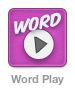 Word play app icon