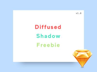 Diffused Shadow Freebie