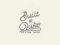 New Logo for my Design Shop