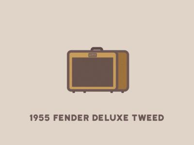 1955 Fender Deluxe Tweed