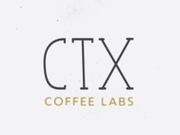 CTX Coffee Logo