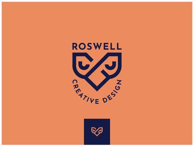 Roswell Creative Design Branding