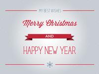 Merry Dribbble Xmas 2012