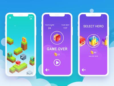 Game Design : Impossible Climb
