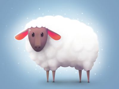 Illustration : Sheep