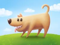 Illustration : Dog