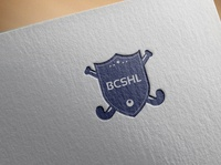 Logo for hockey