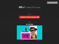 GIFit! Website