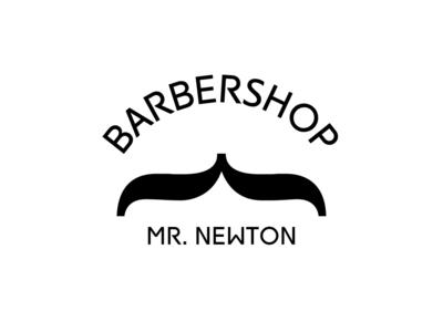 Barbershop Logo dailylogochallenge branding illustration logo design style vector ai