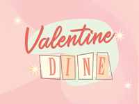 Valentine Dine
