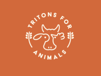 Tritons for Animals Logo