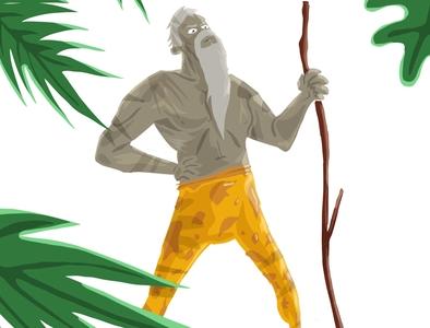 Old Tarzan