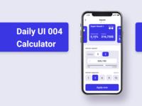 Daily UI #004 ui daily ui
