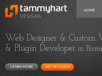Tammy Hart Designs Redesign