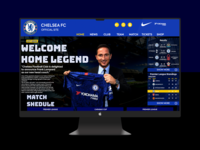 Chelsea FC - Redesign Concept