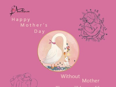 Mother day banner