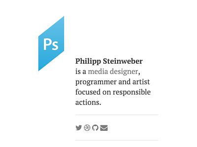 steinweber.net web design steinweber debut stnwbr hello