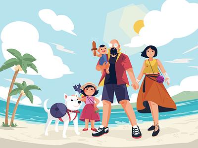 Family Portrait portrait free illustration family portrait illustration