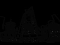 The symbol of Ho Chi Minh City - Illustration