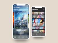 Movie info - Mobile app