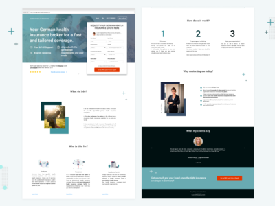 Landing Page Design & Conversion Rate Optimization (CRO)