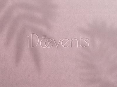 Wedding agency logo desgn logo minimal typography illustration design