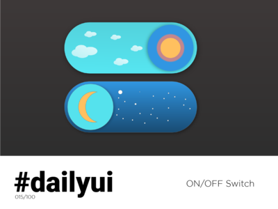 On/off Switch - Daily UI #015