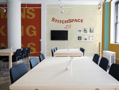 Stitchspace Wall Murals