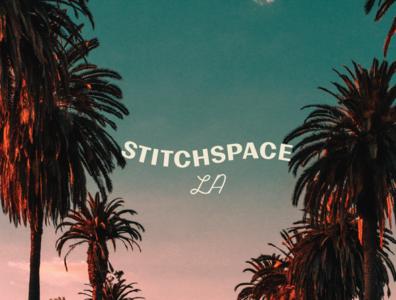 Stitchspace LA Primary Logo
