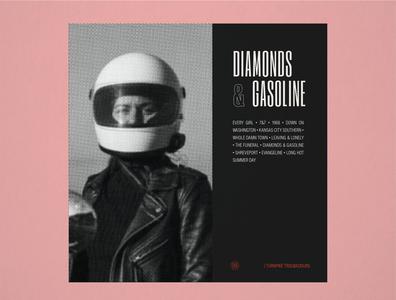"10x19 No. 9 ""Diamonds & Gasoline"" by Turnpike Troubadours"