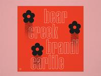 "10x19 No.4 ""Bear Creek"" by Brandi Carlile"