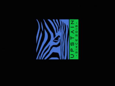 Upstain Wear Zebra Glow In The Dark Tshirt Design zebra cloth clothing glow in the dark glow design fashion tshirt