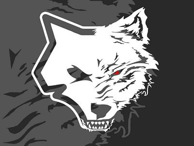 Upstain Wear Wolf Design fashion tshirt wild icon logo wolf